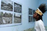 Pameran Foto Memperingati Setahun Banjir Bandang Sentani