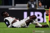 Pemain Juventus Blaise Matuidi positif terjangkit COVID-19