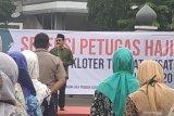 Ratusan peserta ikut seleksi petugas haji tingkat pusat