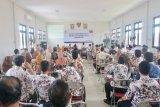 Bank Jateng berikan Bimtek CMS desa se-Kecamatan Winong