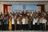Sebanyak 160 calon kepala desa di Sleman deklarasikan Pilkades damai
