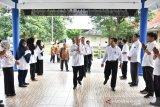 UNBK SMK di Bantul dilaksanakan dengan antisipasi COVID-19