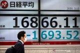 Saham Tokyo dibuka sedikit lebih lemah karena kekhawatiran pandemi
