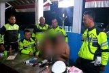 Polisi ringkus pengedar sabu asal Banjarmasin saat menuju Katingan dan Kotim
