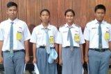 Gumas kirim empat perwakilan untuk seleksi Paskibraka Provinsi