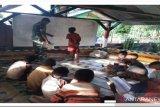 Potret kiprah TNI bangkitkan semangat belajar anak di Merauke