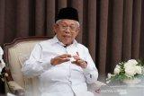 Wapres Ma'ruf Amin apresiasi regenerasi di Partai Demokrat