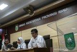 Jumlah kasus positif COVID-19 di Riau bertambah dari anggota jamaah tablig
