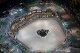 Shalat tarawih dan itikaf di Masjidil Haram dilarang selama pandemi corona