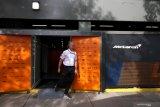 Hasil tes Covid 19  tujuh anggota tim McLaren negatif