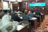 Usai kunker, sejumlah anggota DPRD Kudus diimbau tes COVID-19