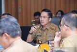Pemerintah Kota Palembang larang ASN kunjungan kerja