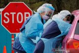 Ibu Negara Melania Trump akan bintangi iklan kesadaran virus corona di AS