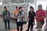 Bulog jamin stok pangan di Inhil cukup hingga tiga bulan mendatang