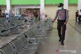 Polisi sterilisasi pelabuhan Sri Bintan Pura  Tanjungpinang
