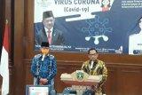 Mendagri minta Banten lebih maksimal cegah penyebaran COVID-19