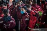 Pembatasan akses keluar-masuk Wuhan mulai diperlonggar