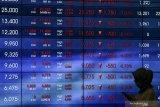 IHSG BEI terkoreksi terbawa pelemahan bursa global