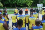 Manajemen Persewar Waropen liburkan sementara pemain liga 2