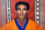 Karno ditangkap polisi, karena tipu keluarga korban terjerat kasus hukum