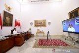 Presiden Jokowi minta dukungan seluruh pihak hadapi tantangan ekonomi