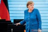 Kanselir Jerman swakarantina setelah kontak dengan dokter positif corona