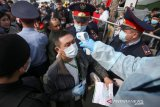 WHO tambahkan kasus pneumonia mirip COVID-19 di Kazakhstan