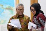 Komisioner KPU surati Presiden Jokowi terkait pengembalian jabatan ke semula