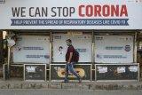 India mulai terapkan karantina wilayah bendung COVID-19