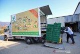 Swiss kekurangan bahan baku disinfektan
