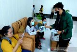 HMI Palangka Raya berikan bantuan masker kepada masyarakat dan pemerintah
