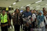 Antisipasi penyebaran COVID-19 di Bandara Sultan Hasanuddin