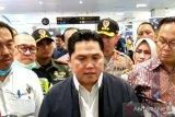 Erick Thohir buka rekrutmen relawan tenaga medis dan non medis perangi corona