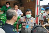 Kapolda Metro : Stok pangan cukup hingga setelah lebaran