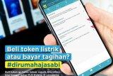 Cegah Penyebaran Corona, PLN Imbau Pelanggan Gunakan Pembayaran Online