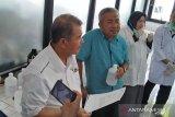 Sumbar memproduksi massal hand sanitizer di laboratorium LL Dikti