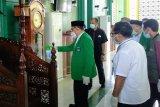 UMI Makassar gelar shalat Jumat ikuti petunjuk WHO untuk cegah COVID-19