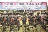 Bantu hadapi KKB, Polda Kalteng kirim 100 personel ke Papua