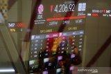 IHSG di BEI Kamis dibuka melemah 46,06 poin
