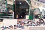 Sejumlah masjid di Jakarta dan sekitarnya tetap selenggarakan shalat Jumat