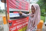 Objek wisata Pantai Air Manis dan Gunung Padang ditutup hingga 2 April antisipasi penyebaran corona