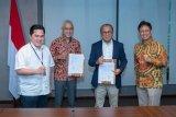 Erick Thohir dorong BUMN terbitkan obligasi tarik devisa