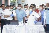PMI menggandeng TNI perangi COVID-19