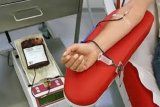 Tanggap virus corona, Kemenhan gelar donor darah