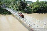 Kementerian PUPR rampungkan 120 jembatan gantung, Sumbar kebagian lima unit