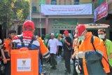 Pertamina bantu sterilkan 31 titik Fasum di Semarang