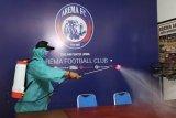 Arema FC dijatuhi denda Rp100 juta oleh komdis PSSI