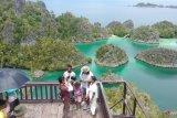 Wisatawan mulai kunjungi objek wisata Raja Ampat