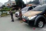 Satpol-PP Riau patroli keliling larang warga ke luar rumah dampak COVID-19