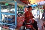 Wabah Corona mulai berdampak pada penjualan makanan di Agam